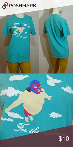 Nacho Libre T-Shirt Funny t-shirt.  Great condition.     Urban Outfitters Tops Tees - Short Sleeve