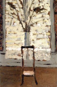 The Athenaeum - View of the Window (Edouard Vuillard - )