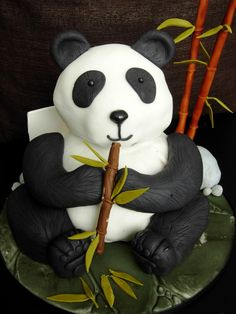 Awesome Panda Cake!.Wow that looks pretty.Please check out my website thanks. www.photopix.co.nz