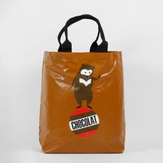 Chocoglace Tragtasche