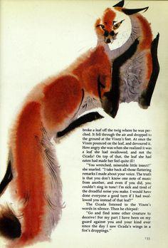 Fairy tales about animals   in the treatment B.K.Uilson   Illustrations Mirko Khanaka   New York, 1971