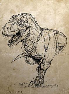 Image result for t rex deviantart