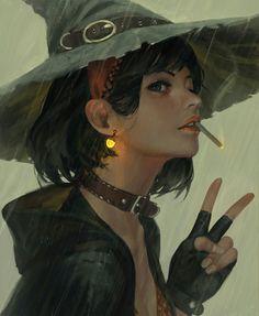 Peace, Z.W. Gu on ArtStation at https://www.artstation.com/artwork/3n1mY