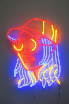 Trend Neon Sign. Hypebeast Brands, Cactus Jack, Led Neon Signs, Deco, Boutique, Collection, Decor, Deko, Decorating