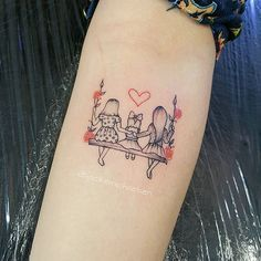 Herry Collections: Tatoo on Hand