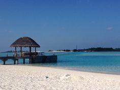 Isla maldivas #playa #viajes