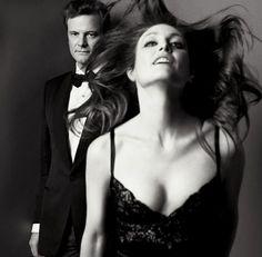 bimasakti: Colin Firth and Julianne Moore by Inez van...