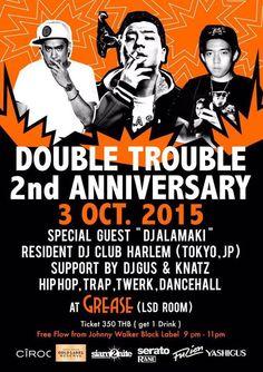 Grease #Bangkok Double trouble anniversary
