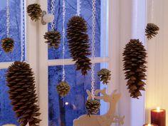 Die schönsten Bastelideen für Weihnachten - 951764_Fenster-DekoMitZapfen_800x600  Rezept