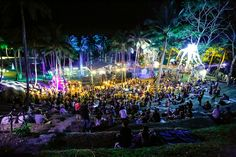 Photo by Terence Angsioco Festival Guide, Art Festival, Mindoro, 5 Year Anniversary, Local Festivals, Festival Camping, Tropical Garden, 5 Years, Places To Go