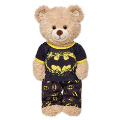 Batman™ PJs 2 pc. | Build-A-Bear