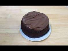 Rice Cooker Chocolate Cake Recipe - YouTube