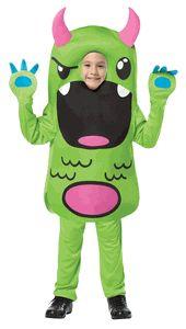 So So Happy Tribe Monster Costume