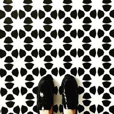 Home | Nicolette Tabram Stencils Stencil Fabric, Stencil Diy, Stencil Painting, Stencils, Painted Floorboards, Painted Floors, Patio Flooring, Laminate Flooring, Moroccan Stencil
