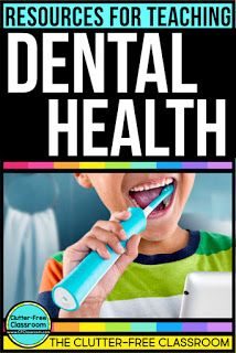 February is dental health month, but first and second grade students love activities that involve the tooth fairy all year long. Even third graders enjoy these books about teeth. This blog post by Clutter Free Classroom will give you ideas for activities, read alouds and more.