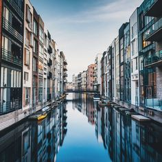 Sluseholmen, København