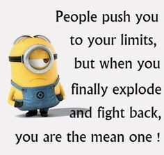 Minions are awesome and they make hilarious and funniest quotes images. Here are the top 18 funny quotes with minion pictures that will make you LOL. Minion Jokes, Minions Quotes, Funny Minion, Minions Images, Cute Minion Quotes, Minions Pics, Minion Sayings, Minions Love, Quote Of The Week