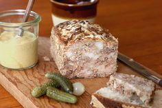 mmmm....rillettes...I know I shouldn't, but at least once a year we do!