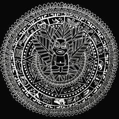my work maya calender Artist Lena Petersen www.lenapetersen.de