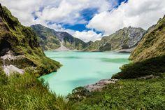 Mt. Pinatubo  #PHILIPPINES  #TRAVEL #wanderlust-in-philippines http://exploretraveler.com http://exploretraveler.net