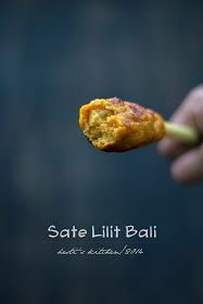 HESTI'S KITCHEN : yummy for your tummy: Sate Lilit Bali