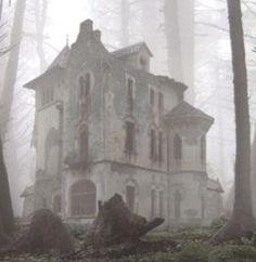 Abandoned...... haunted.......