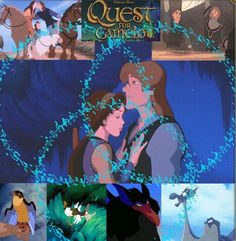 Quest for Camelot GREATEST MOVIE EVER