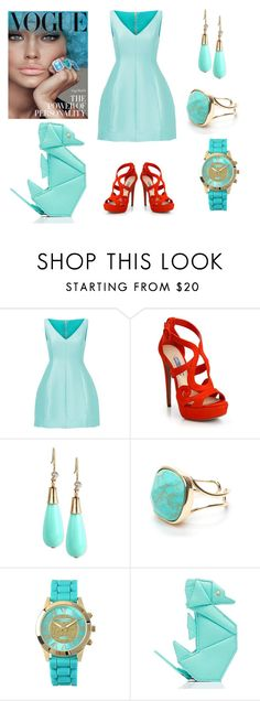 The power of personality by chaeris on Polyvore featuring Kate Spade, Prada, Journee Collection and INC International Concepts