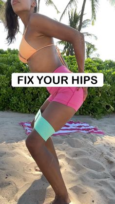 Basic Workout, Hip Workout, Yoga Videos, Workout Videos, Hourglass Figure Workout, Weekly Workout Plans, Tight Hips, Flexibility Workout, Easy Workouts