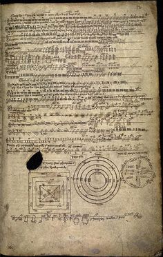 From the Book of Ballymote (1390), the Auraicept na n-Éces explaining the ogham script.
