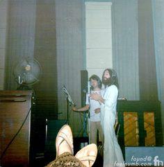 John Lennon Paul McCartney The Beatles Abbey Road Last Recording Session 1969