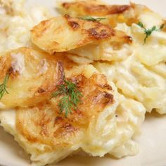 The best, richest scalloped potatoes you've ever tasted. - Ultimate Scalloped Potatoes