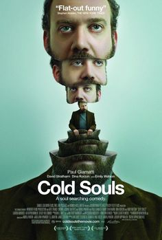 """""""Замерзшие души"""" 2008г. реж.Софи Бартез **** Фильм, который привычней увидеть за авторством Чарли Кауфмана. Если бы душами можно было меняться.)"""