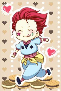 Chibi HUNTER×HUNTER Hisoka