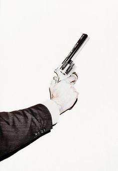 gun DIOR HOMME VINTAGE BUSINESS SUIT SIZE 38 - 42 / SUIT 48 BY: ALEXANDER V…