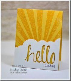 Hello Sunshine–Avery Elle Guest Design! (via Bloglovin.com )