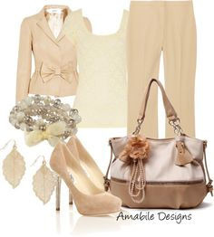 """Work wear"" by amabiledesigns on Polyvore"