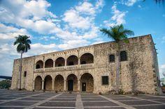El Alcázar de Colón, Zona Colonial, Santo Domingo, R.D.