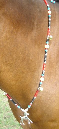 Beads for Steeds - Rhythm Beads for Horses explination of why and how they work