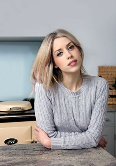 Editorial photoshoot that, very sadly, became the final images of Peaches Geldof. Published in The Sunday Times