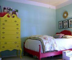 Blue on the brain: 12 blue hued nursery + kids rooms | #BabyCenterBlog