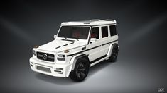 Checkout my tuning 2013 at Mercedes G Class, Roof Light, Fender Flares