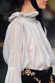 Ulyana Sergeenko Haute Couture Spring 2013