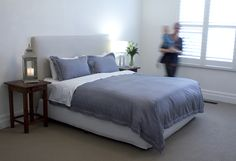 Each Classic Coshee tells a story of quiet reflection. Enjoy the mix of bamboo/cotton sheets with percale cotton covers.