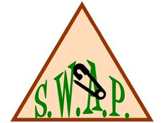 Image detail for -Public SWAPS - Girl Scout Troop 202 (North Richland Hills, Texas) Girl Scouts Usa, Daisy Scouts, Girl Scout Swap, Girl Scout Troop, Cub Scouts, Girl Scout Brownie Badges, Brownie Girl Scouts, Girl Scout Activities, Fun Activities For Kids
