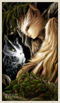 Owl Pictures, Pictures To Paint, Beautiful Fantasy Art, Wow Art, Art Drawings, Art Photography, Illustration Art, Creatures, Deviantart