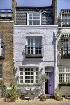 11 rms refurbishment mews in london elips design london united kingdom - Mews House Design
