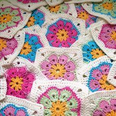 la_slava crochet squares