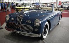 Alfa Romeo 6C 2500 Conversivel 1950