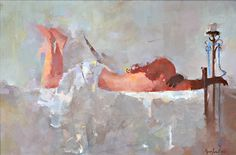 Reclining (white) South African Art, Gallery, Artist, Painting, Roof Rack, Artists, Painting Art, Paintings, Painted Canvas